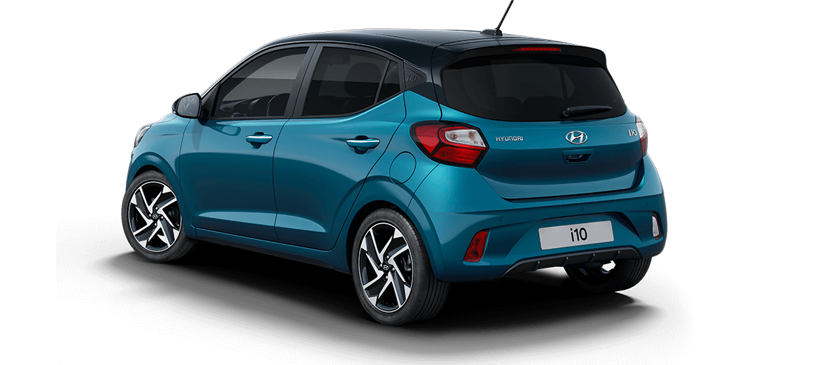 New Hyundai i10 Small City Car