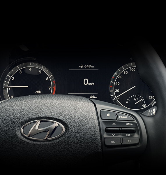 Hyundai i10 Instrument panel