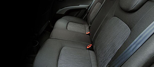 New Hyundai i10 child seat anchor