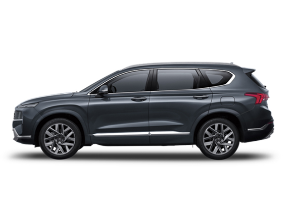 The personalized user profile inside the new Hyundai Kona Hybrid compact SUV.
