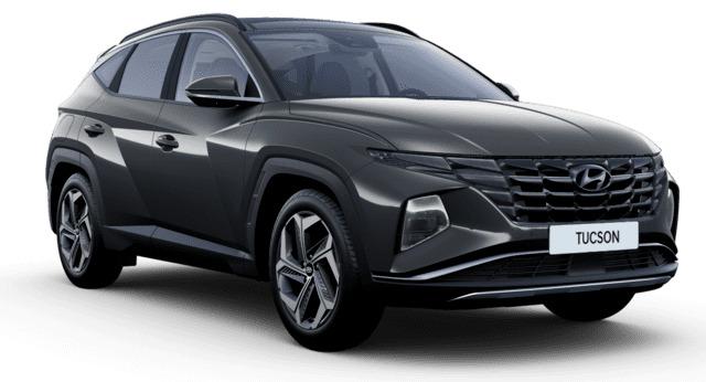 Hyundai all-new Tucson Hybrid and Plug-In Hybrid