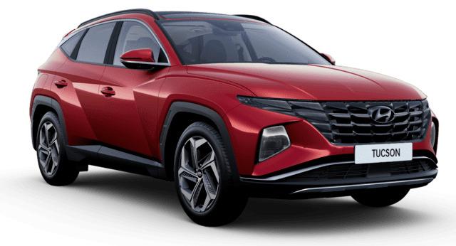 Hyundai all-new Tucson Petrol and Mild Hybrid