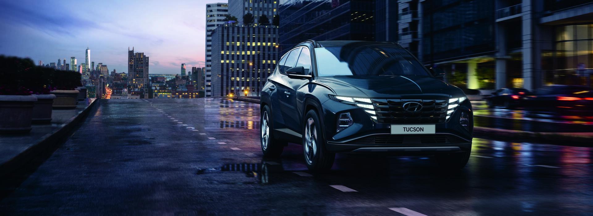 Hyundai Tucson Auto Express review